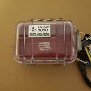 NWT Pelican Micro Case Series Storage Box